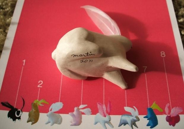 ACTUS ノベルティ Love it Rabbit