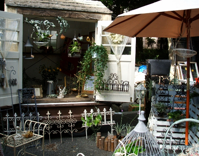 Anglet garden