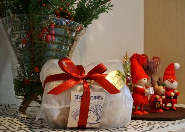 Weihnachtsstollen
