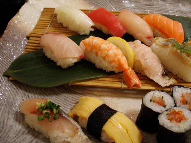 お昼のランチ(1,050円)
