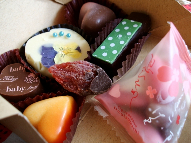 チョコレートでお喋りをする会