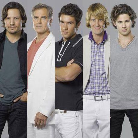 Jack、Conrad、Daniel、Nolan、Dedan