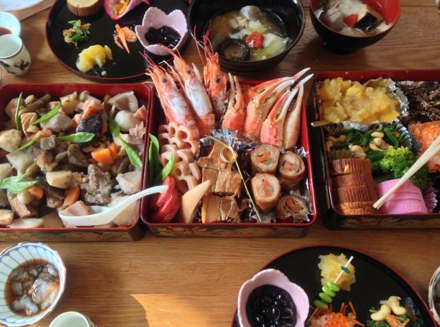 お食事2013