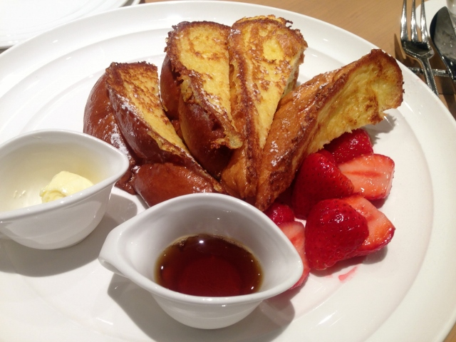 Fat and Fluffy French Toast