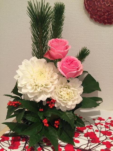 お正月飾り☆2015